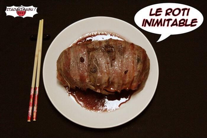 Rôti - Itadakimasu.fr
