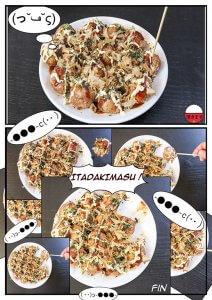 Etapes 4 - Takoyaki - Itadakimasu.fr