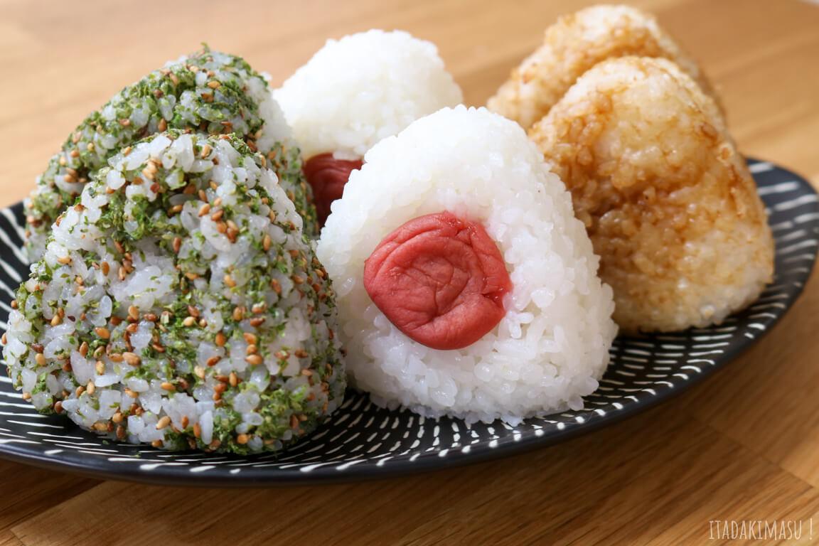 Onigiri - itadakimasu.fr